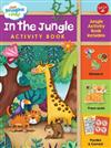 Just Imagine & Play! In the Jungle Activity Book: Jungle Activity Book Includes: Stickers! Press-Outs! Puzzles & Games!