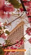 Fodor's New York City 25 Best 2020