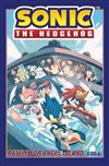 Sonic The Hedgehog, Vol. 3 Battle For Angel Island