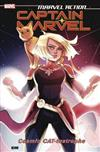 Marvel Action: Captain Marvel: Cosmic CAT-tastrophe: Book One