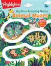 Animal Mazes: Highlights Hidden Pictures