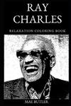 Ray Charles Relaxation Coloring Book