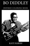 Bo Diddley Inspired Coloring Book