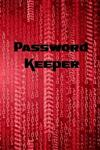 Password Keeper: Password Book / Password Log for keeping track of usernames and passwords - physical password book never forget a password again