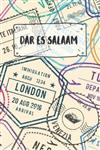 Dar es Salaam: Ruled Travel Diary Notebook or Journey Journal - Lined Trip Pocketbook for Men and Women with Lines