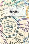 Bamako: Ruled Travel Diary Notebook or Journey Journal - Lined Trip Pocketbook for Men and Women with Lines