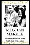 Meghan Markle Success Coloring Book