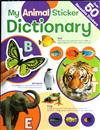 My Animal Sticker Dictionary