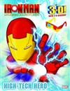 Iron Man Armored Adventures: High-Tech Hero 3-D