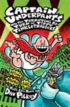 Captain Underpants #9: Captain Underpants and the Terrifying Return of Tippy Tinkletrousers