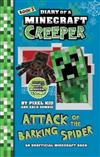 Diary of a Minecraft Creeper #3: Attack of the Barking Spider