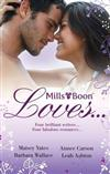 Mills & Boon Loves.../The Petrov Proposal/The Cinderella Bride/Secret History Of A Good Girl/Secrets And Speed Dating