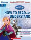 Frozen: How to Read and Understand (Disney: Learning Workbook, Level 1)