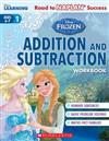 Disney Learning Workbook: Frozen Level 1 Addition and Subtraction