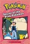 Secret of the Pink Pokemon