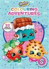Shopkins: Colouring Adventures
