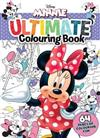 Minnie Mouse: Ultimate Colouring Book