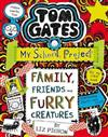 Tom Gates #12: Family, Friends and Furry Creatures (re-release)