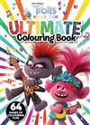 Trolls World Tour: Ultimate Colouring Book (DreamWorks)