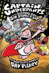Captain Underpants and the Sensational Saga of Sir Stinks-A-Lot (#12)