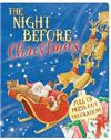 The Night Before Christmas Press-out Decorations Book