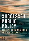 Successful Public Policy: Lessons from Australia and New Zealand