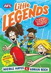 Ozzy Rules!: AFL Little Legends #1