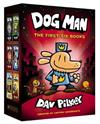 Dog Man 1-6 HB Boxed Set
