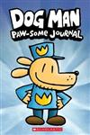 Dog Man Paw-Some Journal