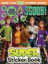 Scoob!: Super Sticker Book with Glow In The Dark Stickers (Warner Bros)