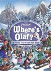 WHERE'S OLAF? SEARCH AND FIND