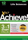 Life Sciences 3-in-1 Study Pack: Gr. 12