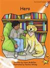 Red Rocket Readers: Fluency Level 1 Fiction Set C: Hero