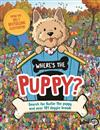 Where's the Puppy?: Search for Buster the puppy and over 101 doggie breeds