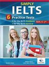 Simply IELTS - 5 Academic & 1 General Practice Tests - Bands: 4.0 - 6.0 - Student's book