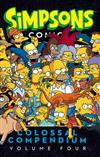 Simpsons Comics- Colossal Compendium: Volume 4