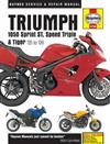 Triumph 1050 Sprint, Speed Triple & Tiger Update (