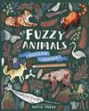 Fuzzy Animals: Touch and Feel Coloring in