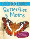100 Facts Butterflies & Moths Pocket Edition
