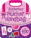 My Pretty Pink Pirouette Sticker Bag