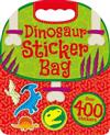 My Dangerously Daring Dinosaur Sticker Bag