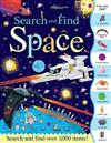 Search and Find Space