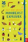 National Trust: Out and About Minibeast Explorer: A children's guide to over 60 different minibeasts