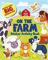 On the Farm Sticker Activity Book