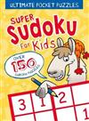Ultimate Pocket Puzzles: Super Sudoku for Kids