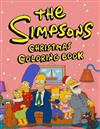 The Simpsons Christmas Coloring Book