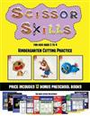 Kindergarten Cutting Practice (Scissor Skills for Kids Aged 2 to 4): 20 full-color kindergarten activity sheets designed to develop scissor skills in preschool children. The price of this book includes 12 printable PDF kindergarten workbooks