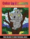 Color By Number Skills Activities (Color By Number - Animals): 36 Color By Number - animal activity sheets designed to develop pen control and number skills in preschool children. The price of this book includes 12 printable PDF kindergarten workbooks
