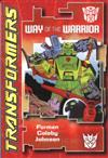 Transformers: Way of the Warrior