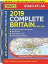 Philip's 2019 Complete Road Atlas Britain and Ireland - Spiral: (Spiral binding)